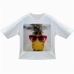 Pineapple With Sunglasses Infant/Toddler T-Shirts