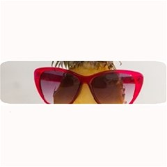 Pineapple With Sunglasses Large Bar Mats