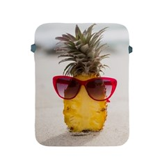 Pineapple With Sunglasses Apple iPad 2/3/4 Protective Soft Cases