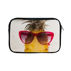 Pineapple With Sunglasses Apple iPad Mini Zipper Cases