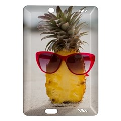 Pineapple With Sunglasses Amazon Kindle Fire HD (2013) Hardshell Case