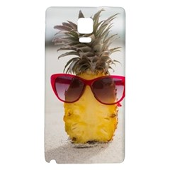 Pineapple With Sunglasses Galaxy Note 4 Back Case