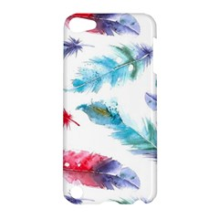 Watercolor Feather Background Apple iPod Touch 5 Hardshell Case
