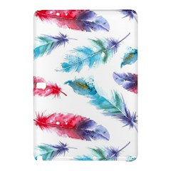 Watercolor Feather Background Samsung Galaxy Tab Pro 12.2 Hardshell Case