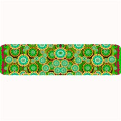Flowers In Mind In Happy Soft Summer Time Large Bar Mats