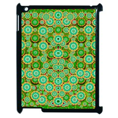 Flowers In Mind In Happy Soft Summer Time Apple iPad 2 Case (Black)
