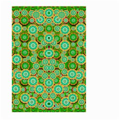 Flowers In Mind In Happy Soft Summer Time Large Garden Flag (two Sides)