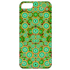 Flowers In Mind In Happy Soft Summer Time Apple iPhone 5 Classic Hardshell Case