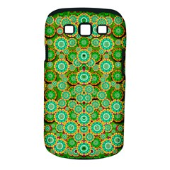 Flowers In Mind In Happy Soft Summer Time Samsung Galaxy S III Classic Hardshell Case (PC+Silicone)