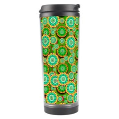 Flowers In Mind In Happy Soft Summer Time Travel Tumbler