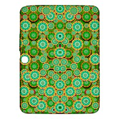 Flowers In Mind In Happy Soft Summer Time Samsung Galaxy Tab 3 (10 1 ) P5200 Hardshell Case