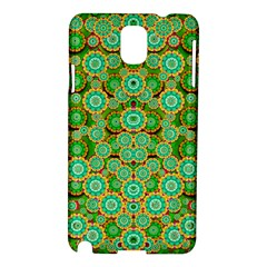 Flowers In Mind In Happy Soft Summer Time Samsung Galaxy Note 3 N9005 Hardshell Case