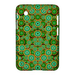 Flowers In Mind In Happy Soft Summer Time Samsung Galaxy Tab 2 (7 ) P3100 Hardshell Case