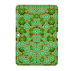 Flowers In Mind In Happy Soft Summer Time Samsung Galaxy Tab 2 (10 1 ) P5100 Hardshell Case