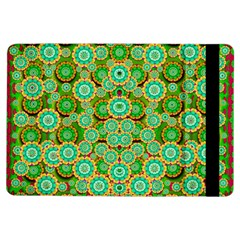 Flowers In Mind In Happy Soft Summer Time iPad Air Flip
