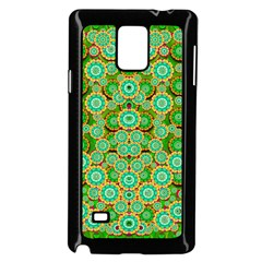 Flowers In Mind In Happy Soft Summer Time Samsung Galaxy Note 4 Case (Black)
