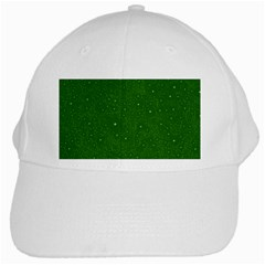 Awesome Allover Stars 01d White Cap