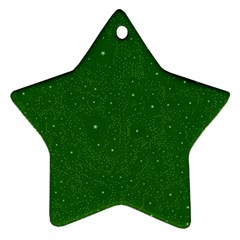 Awesome Allover Stars 01d Ornament (Star)