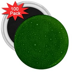 Awesome Allover Stars 01d 3  Magnets (100 pack)