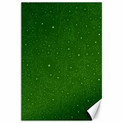 Awesome Allover Stars 01d Canvas 12  x 18