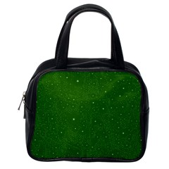 Awesome Allover Stars 01d Classic Handbags (One Side)