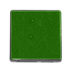Awesome Allover Stars 01d Memory Card Reader (Square)