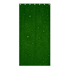 Awesome Allover Stars 01d Shower Curtain 36  x 72  (Stall)
