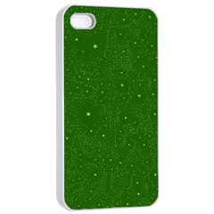 Awesome Allover Stars 01d Apple iPhone 4/4s Seamless Case (White)