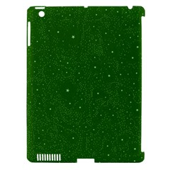 Awesome Allover Stars 01d Apple iPad 3/4 Hardshell Case (Compatible with Smart Cover)
