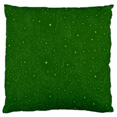 Awesome Allover Stars 01d Large Cushion Case (One Side)