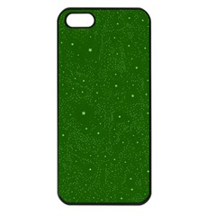 Awesome Allover Stars 01d Apple iPhone 5 Seamless Case (Black)