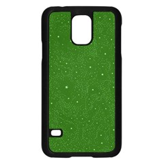 Awesome Allover Stars 01d Samsung Galaxy S5 Case (Black)