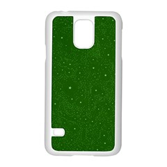 Awesome Allover Stars 01d Samsung Galaxy S5 Case (White)