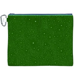 Awesome Allover Stars 01d Canvas Cosmetic Bag (XXXL)
