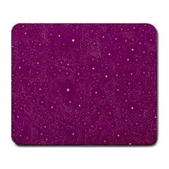 Awesome Allover Stars 01e Large Mousepads