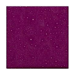 Awesome Allover Stars 01e Face Towel