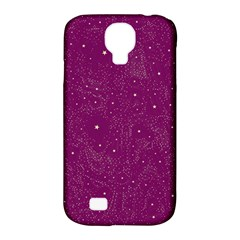 Awesome Allover Stars 01e Samsung Galaxy S4 Classic Hardshell Case (PC+Silicone)