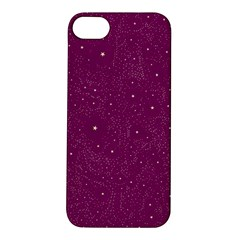 Awesome Allover Stars 01e Apple iPhone 5S/ SE Hardshell Case