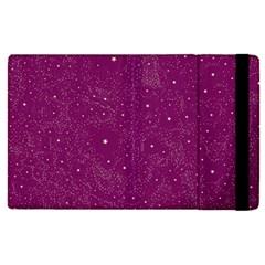Awesome Allover Stars 01e Apple Ipad Pro 12 9   Flip Case
