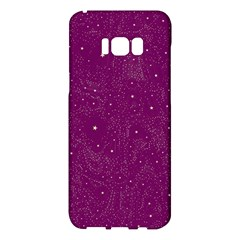 Awesome Allover Stars 01e Samsung Galaxy S8 Plus Hardshell Case
