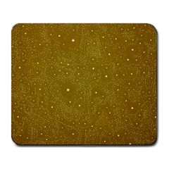 Awesome Allover Stars 01c Large Mousepads