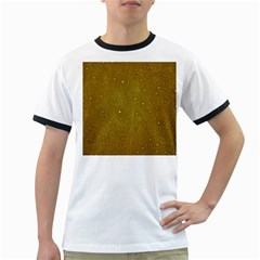 Awesome Allover Stars 01c Ringer T-Shirts
