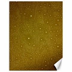 Awesome Allover Stars 01c Canvas 12  x 16