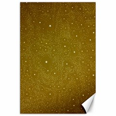 Awesome Allover Stars 01c Canvas 20  x 30