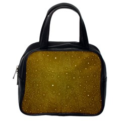 Awesome Allover Stars 01c Classic Handbags (One Side)