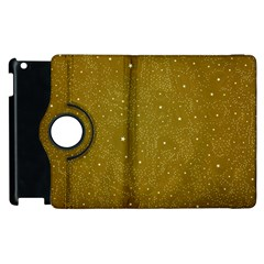 Awesome Allover Stars 01c Apple iPad 2 Flip 360 Case