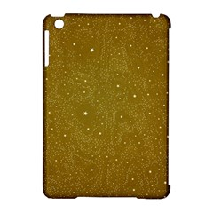 Awesome Allover Stars 01c Apple iPad Mini Hardshell Case (Compatible with Smart Cover)