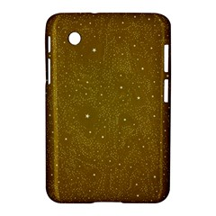 Awesome Allover Stars 01c Samsung Galaxy Tab 2 (7 ) P3100 Hardshell Case