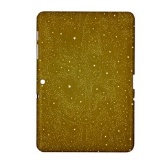 Awesome Allover Stars 01c Samsung Galaxy Tab 2 (10.1 ) P5100 Hardshell Case