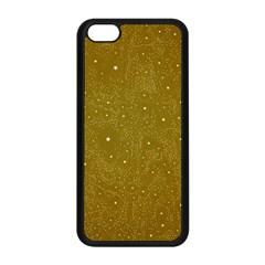 Awesome Allover Stars 01c Apple iPhone 5C Seamless Case (Black)